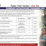 Technology Apprenticeship Programme (TAP)