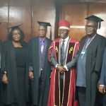 3rd annual lecture of the Alumni Association of the Faculty of Engineering, University of Lagos