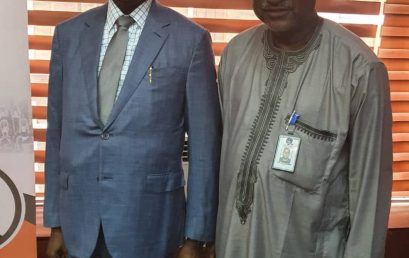 DBI President Meeting with The Honourable Attorney-General of the Federation/Minister of Justice