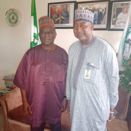 Meeting with Administrator/CEO Public Service Institute of Nigeria