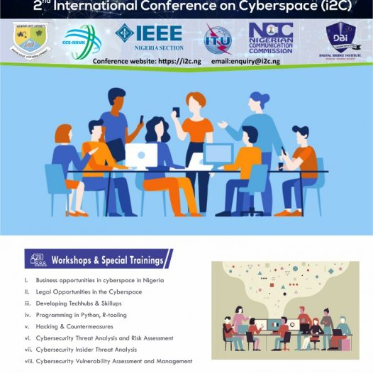2nd International Conference on Cyberspace (i2C)