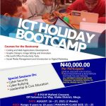 ICT Holiday Boot Camp 2021